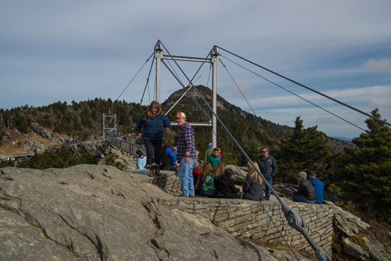 Day Trip to Grandfather Mountain
