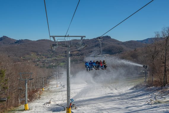 New Addition at Sugar Mountain Resort