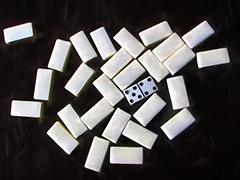fake thanksgiving dominoessc for blog