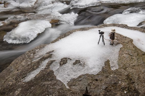 Creating Images in Winter