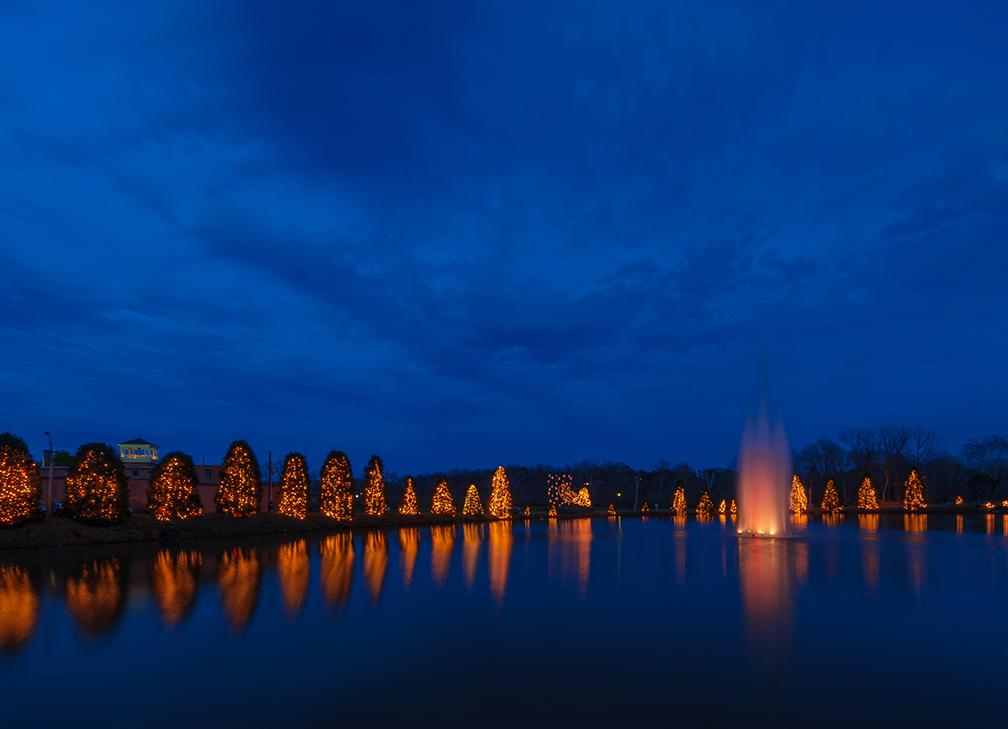 blog mcadenvile fountain twilight