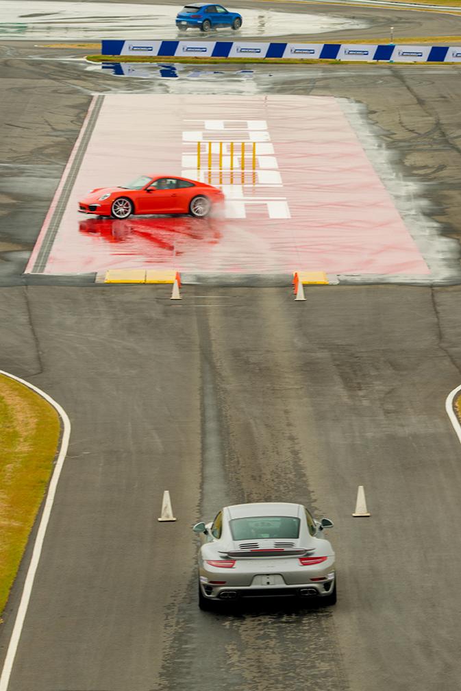 Porche 3 Drivers for blog