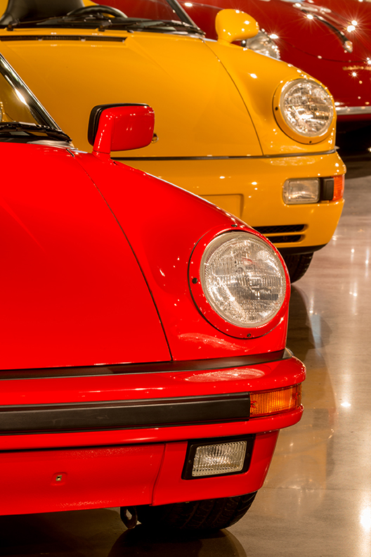 Porche Showroom for blog