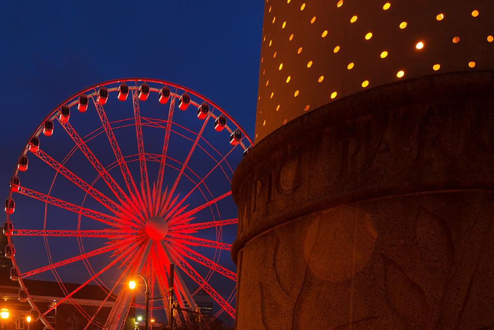 Atlanta Ferris Wheel for blog