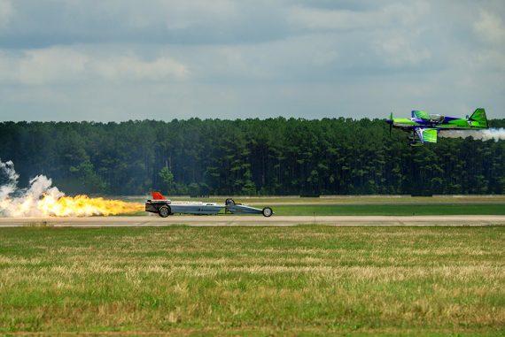 Shaw Air Expo