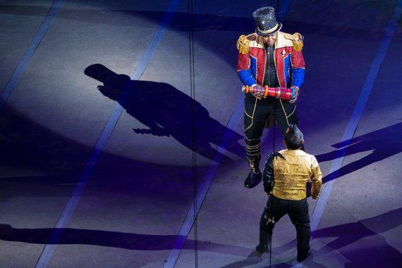 Saying Goodbye to the Circus