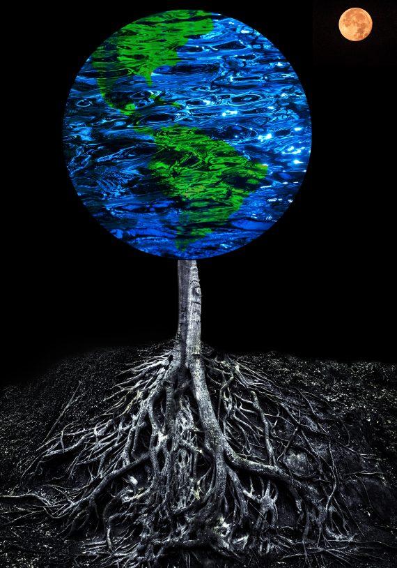 Week Fifteen Composite:  Happy Earth Day