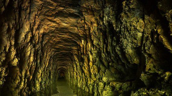 Stumphouse Tunnel